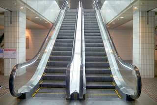 elevator & escalators