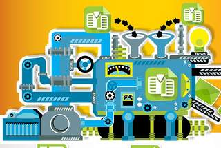 Industrial and commercial machines