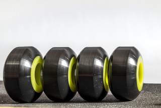 Wheels and casters