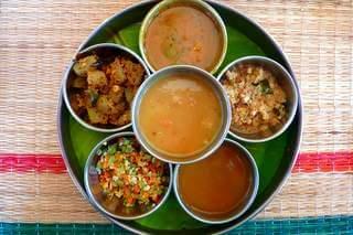 Brahmin caterers