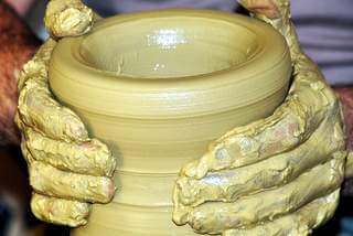 Clay modelling classes