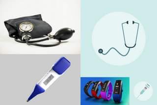 Health monitoring equipments