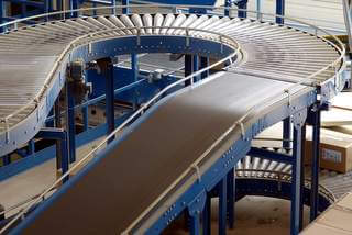 conveyor and transmission equipments