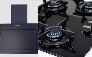 Cooktops, stove and chimneys