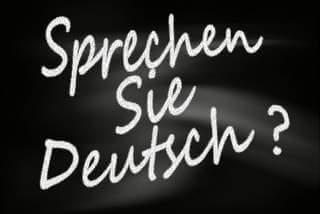 German language class