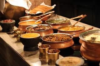 Rajasthani restaurants
