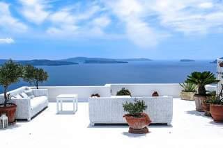 Banquet terrace